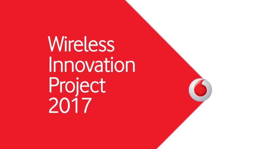 Video: Vodafone Wireless Innovation Project 2017