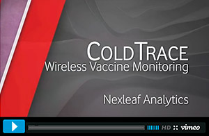 Coldtrace – Wireless Vaccine Monitoring