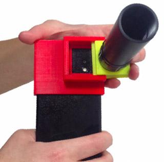 MobileOCT colposcope